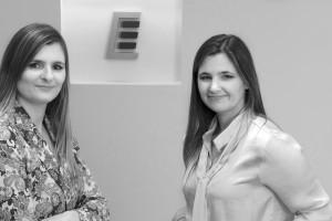 Alejandra y María Marta Comas Passanante.