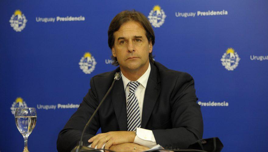 Lacalle Pou presidente Uruguay