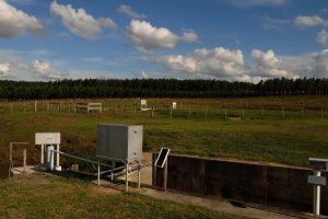 agua forestacion estudio hidrologia uruguay