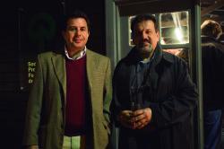 Dan Guapura y Rafael Sosa