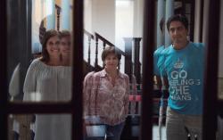 Gabriela Cruz Brasesco, Laura Astigarraga y Rafael Terra, coordinadores del Circvc.